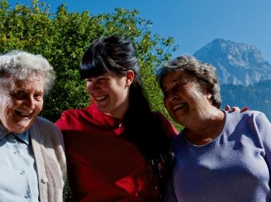 Les futurs Aides en soins et accompagnement formés par l'Hospice général